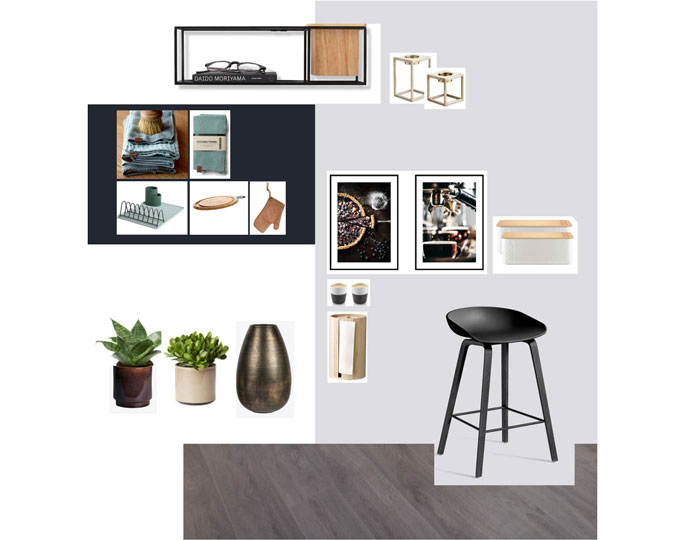 Home and style inspiration kitchen brodrene pedersen mood board Interiorarkitekt Jolanta Ratkeiciene Stavanger Norway
